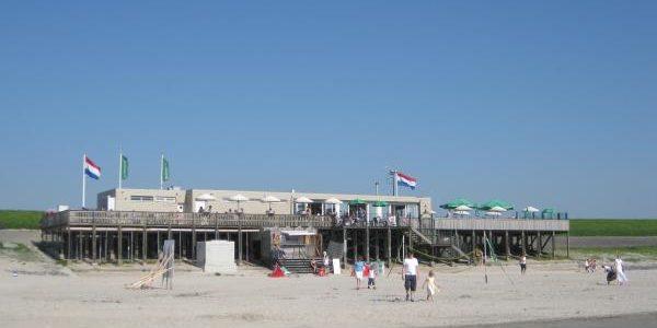 Dagje Harlingen strand bij Camping De Zeehoeve in Friesland